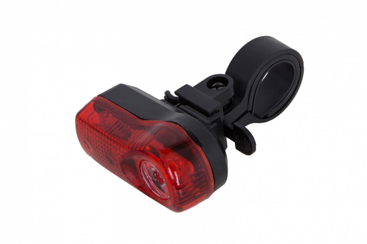 Фото Фонарь габаритный PL310DR красный свет с линзой Pl (черный корпус) с официального сайта OSKAR™