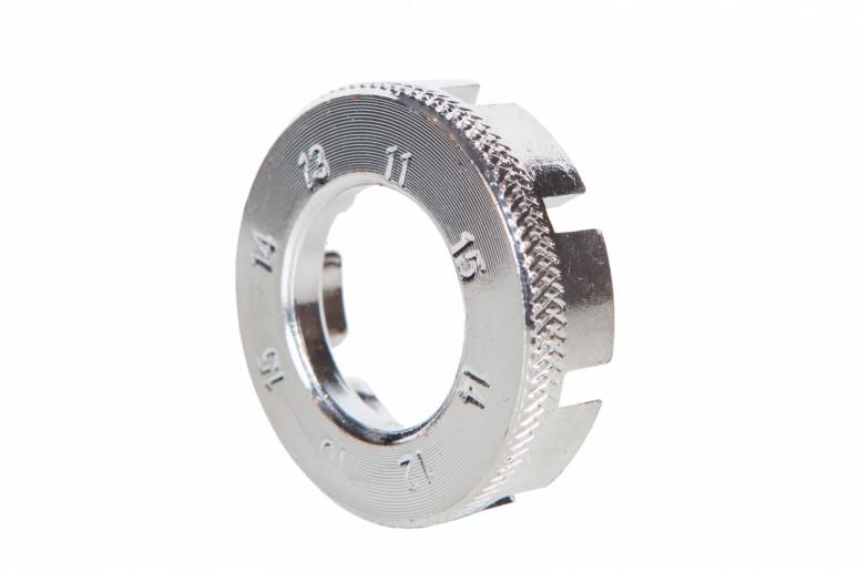 Ключ спицной О-образный KL-9726A 10/11/12/13/14/15G CP