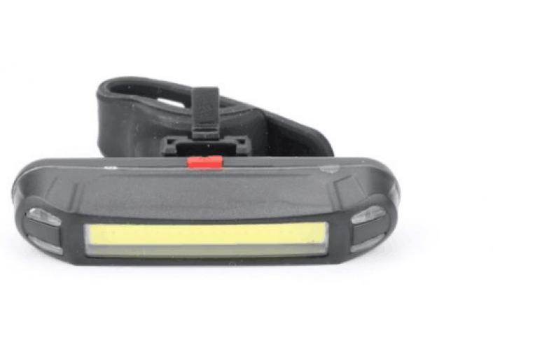 Фонарь габаритный задний (скругленный) BC-TL5452 LED, USB, (красный)