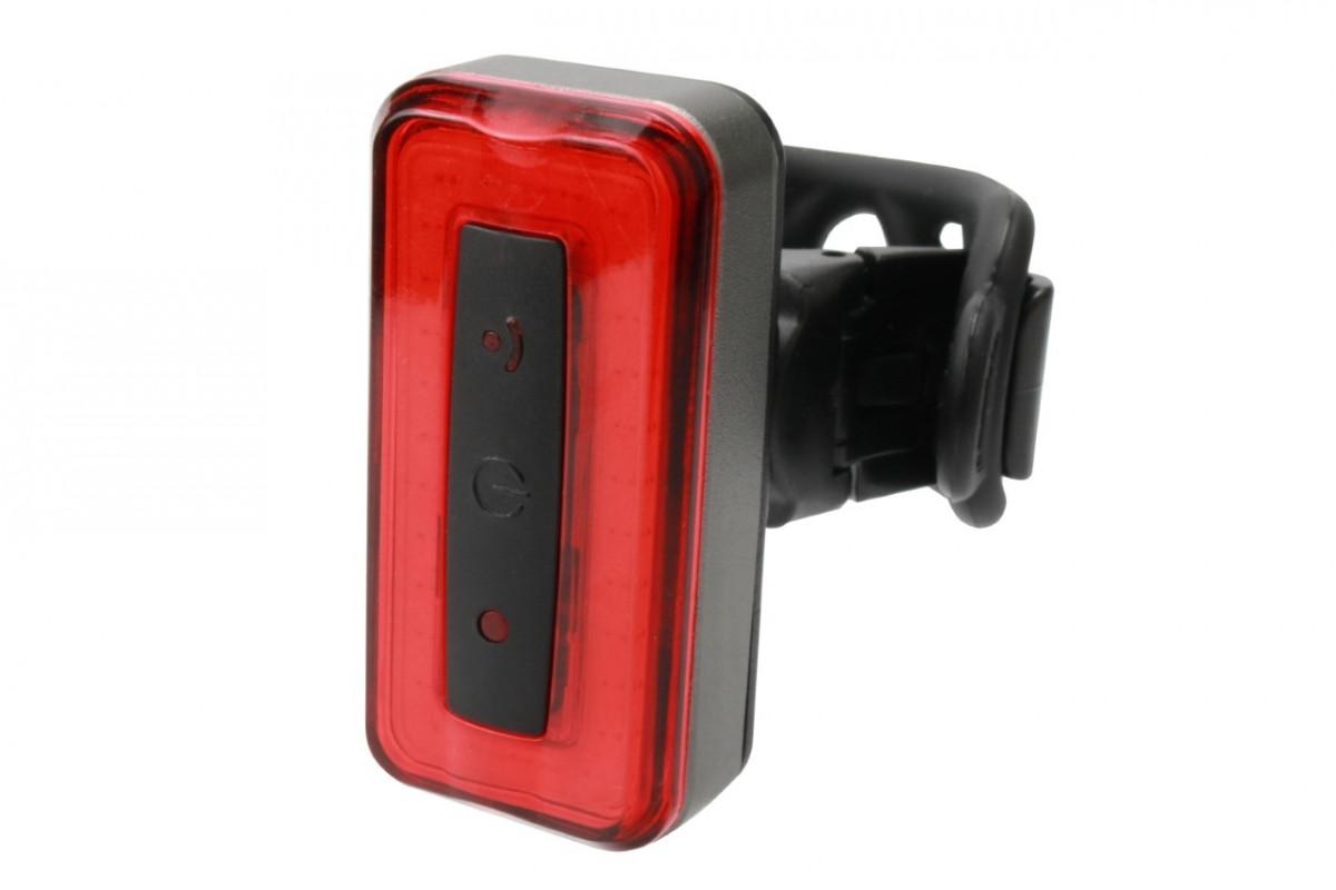Фото Фонарь габаритный задний (ободок) BC-TL5474 LED, USB, (красный) с официального сайта OSKAR™