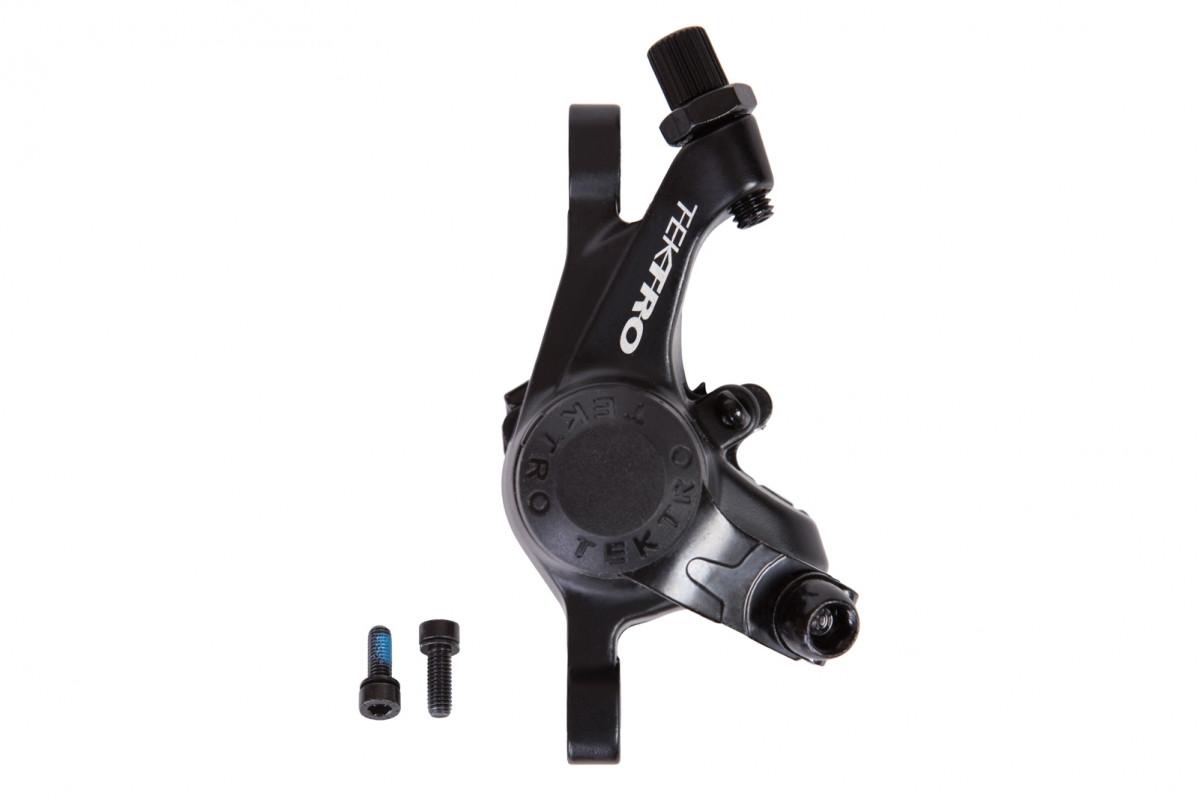 Фото Тормоз дисковый передн. механ. без ротора 180 Tektro MD-M280 (ED) с официального сайта OSKAR™