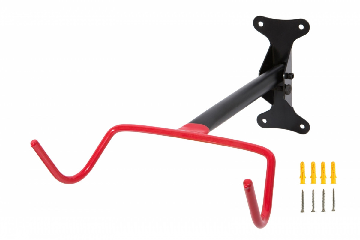 Фото Крепеление для велосипеда на стену для домашнего использ. BC-B750 (черный) с официального сайта OSKAR™