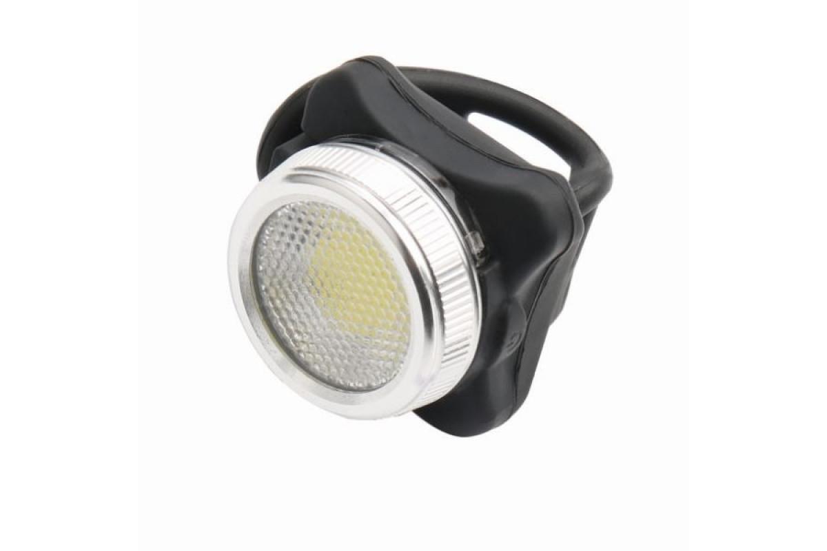 Фото Фонарь габаритный задний (круглый) BC-TL5402B LED, USB (красный/белый) с официального сайта OSKAR™