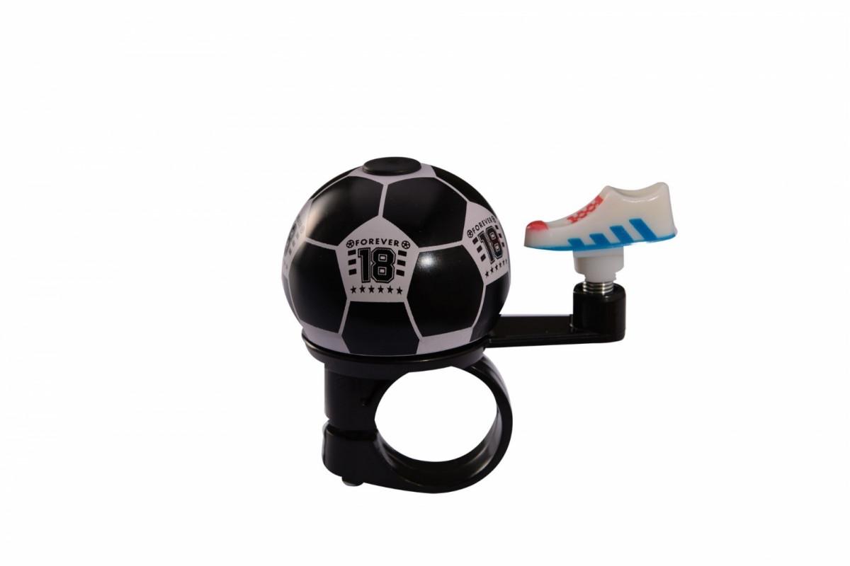 Фото Звонок велосипедный футбольный мяч BC-BB3209 с официального сайта OSKAR™