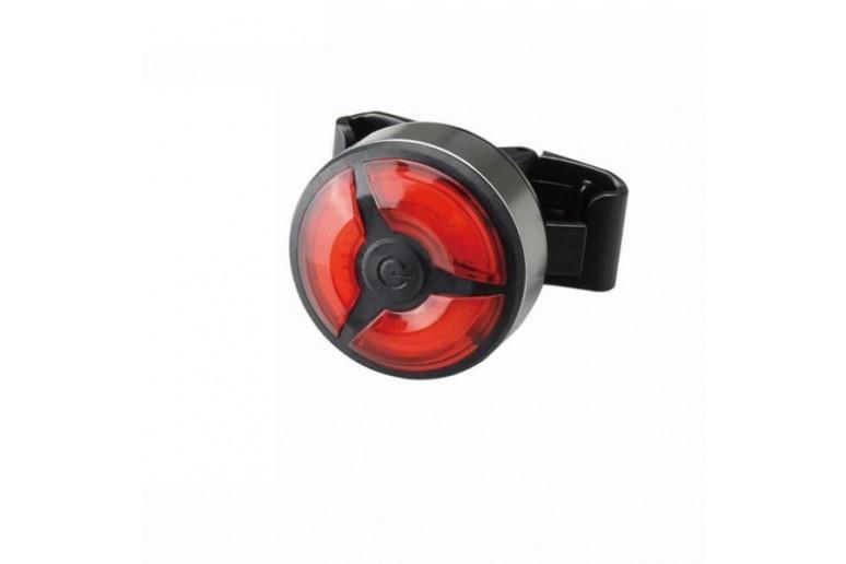 Фонарь габаритный задний (круглый) BC-TL5480 LED, USB (красный)