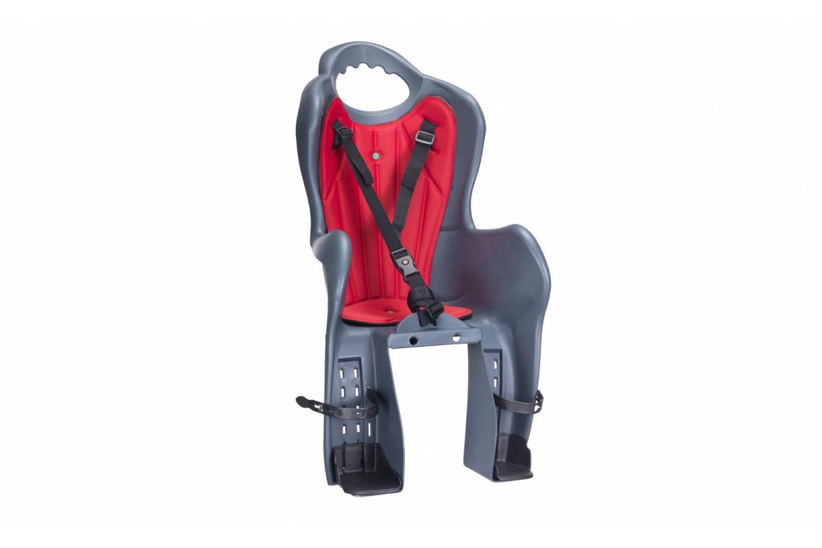 Фото Кресло детское Elibas P HTP design на багажник темно-серый с официального сайта OSKAR™