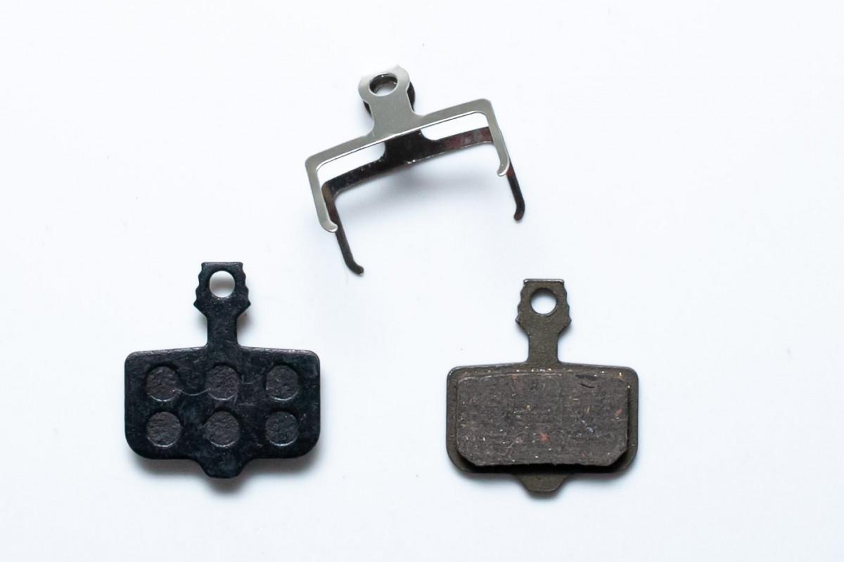 Фото Колодки тормозные для диск. тормозов Nutt Jak Y-1 с официального сайта OSKAR™