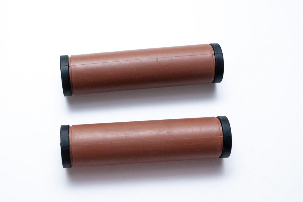 Фото Грипса TPR L120мм коричневый JT-G35 с официального сайта OSKAR™