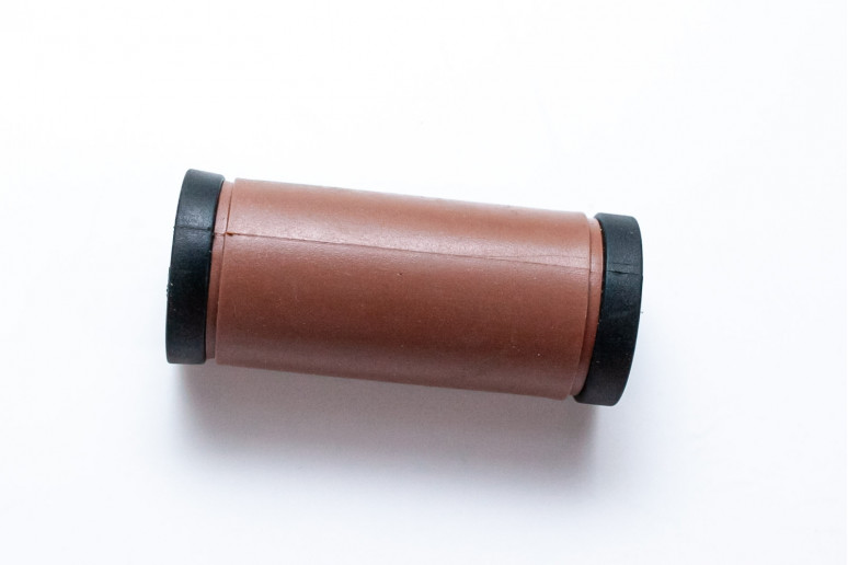 Грипса TPR L72mm коричневый JT-G35