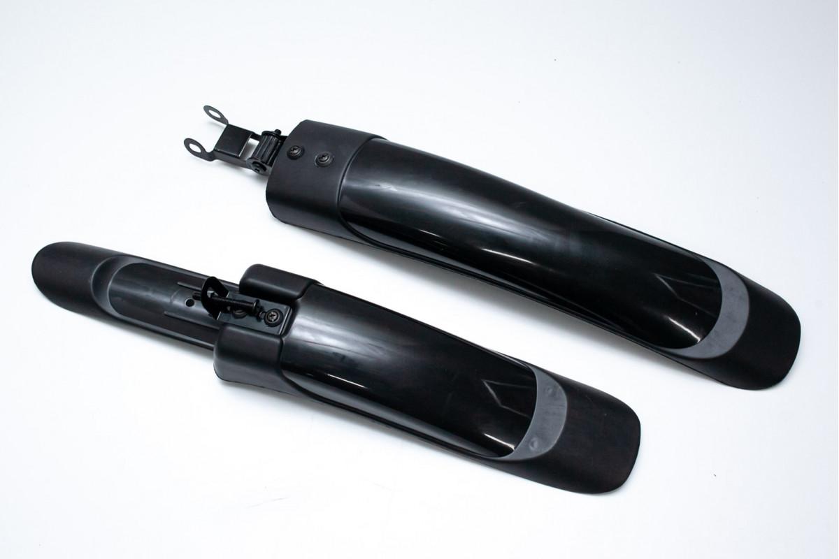 """Фото Крыло 20-29"""" Pl TEN-005-1 металический кронштейн (черн.) с официального сайта OSKAR™"""