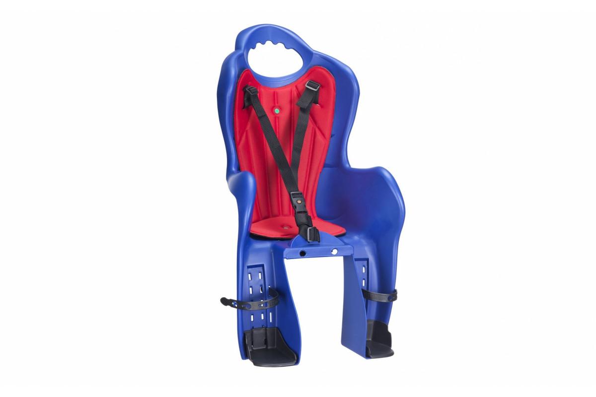 Фото Кресло детское Elibas P HTP design на багажник синий с официального сайта OSKAR™