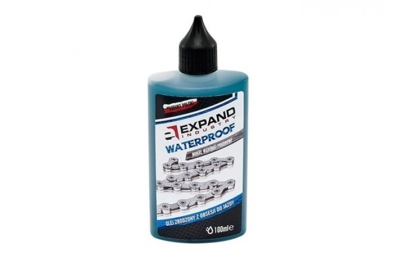 Смазка для цепи EXPAND Chain Waterproof oil для влажной погоды 100ml