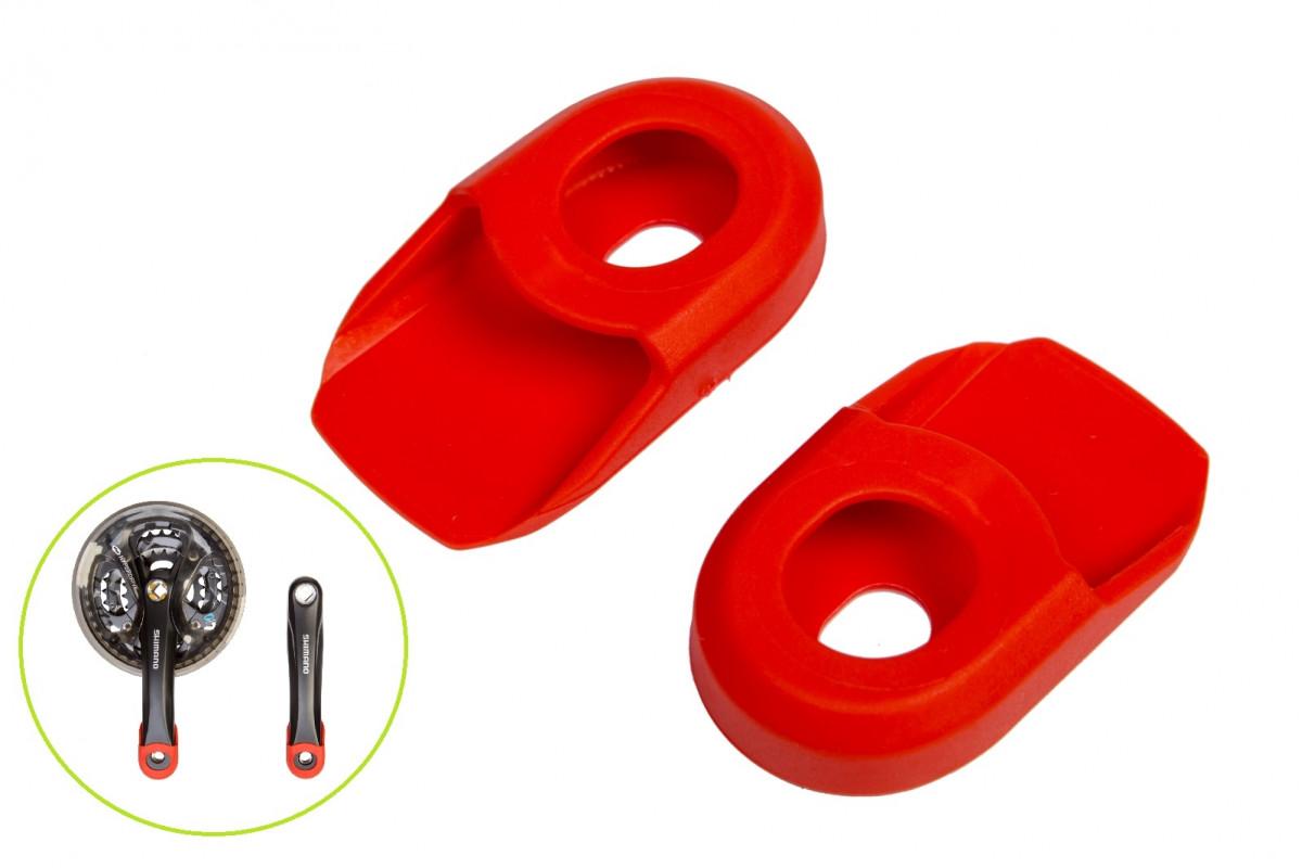 Фото Защита лапки шатуна PVC красный с официального сайта OSKAR™