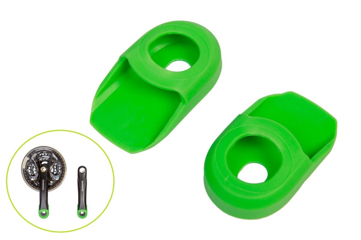 Фото Защита лапки шатуна PVC салатный с официального сайта OSKAR™