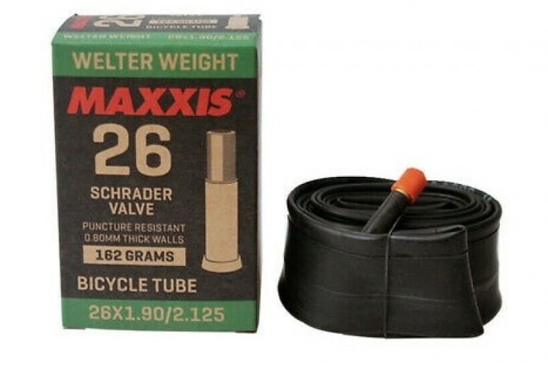 Камера 26x1.90/2.125 AV (Schrader) 48mm MAXXIS Welter Weight