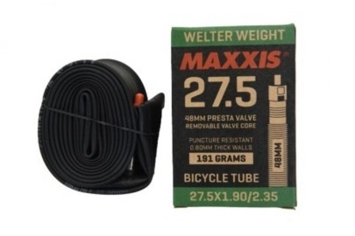 Камера 27.5x1.90/2.35 FV (Presta) 48mm MAXXIS Welter Weight