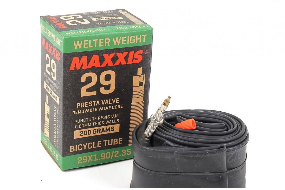 Фото Камера 29x1.90/2.35 FV (Presta) 48mm MAXXIS Welter Weight с официального сайта OSKAR™