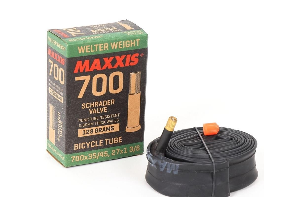 Фото Камера 700x35/45 AV (Schrader) 48mm MAXXIS Welter Weight с официального сайта OSKAR™
