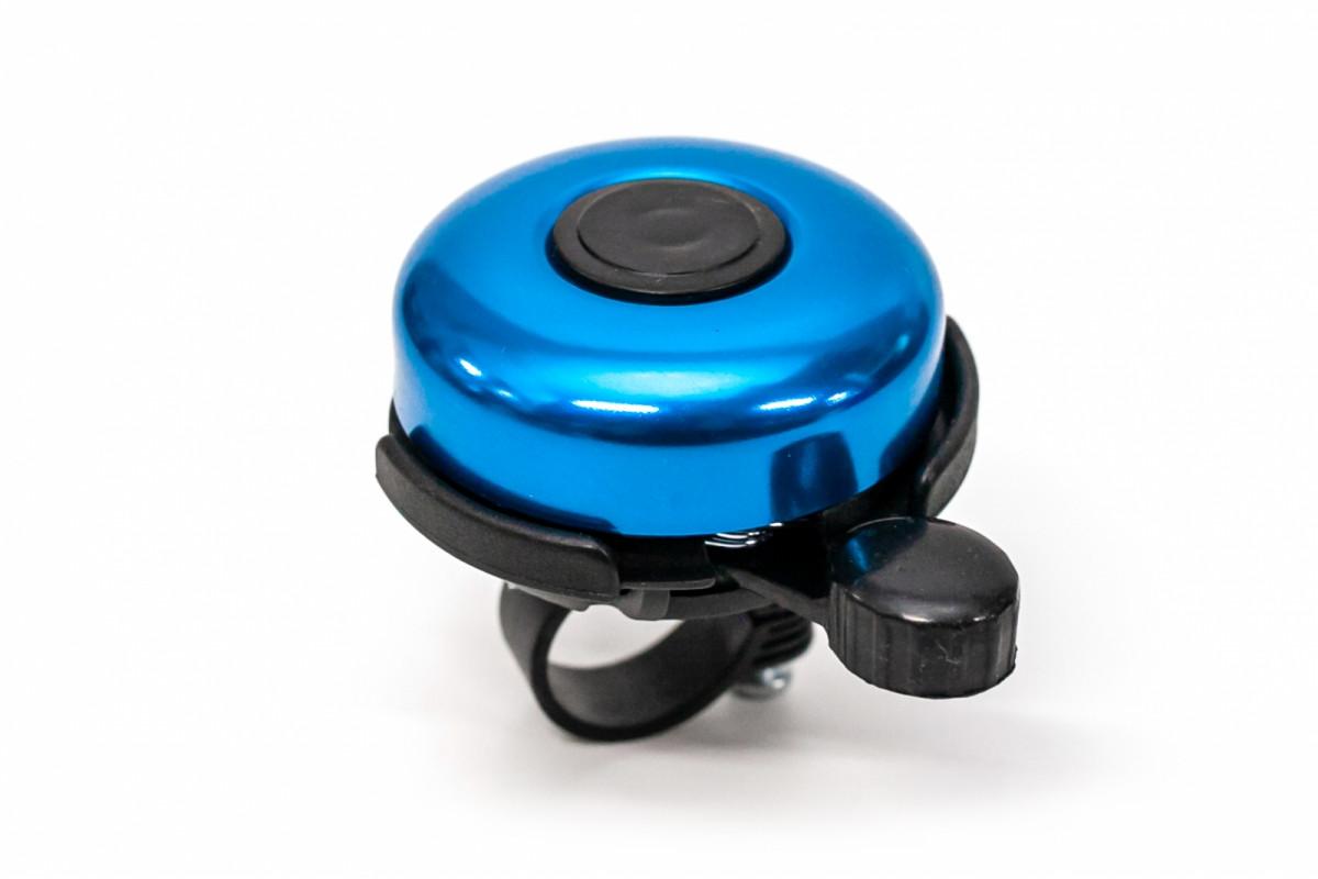 Фото Звонок велосипедный классический синий BC-BB3204 с официального сайта OSKAR™