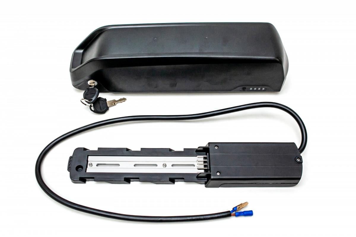 Фото Корпус батареи HL/DP-5C SSE-046 с креплением 36В с системой управления батареей (BMS) с официального сайта OSKAR™