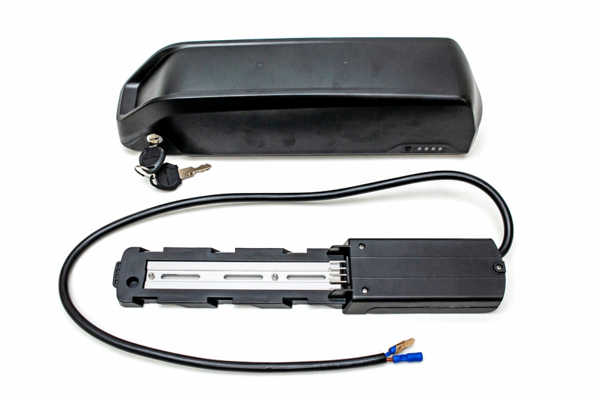 Фото Корпус батареи HL/DP-5C SSE-046 с креплением 48В с системой управления батареей (BMS) с официального сайта OSKAR™