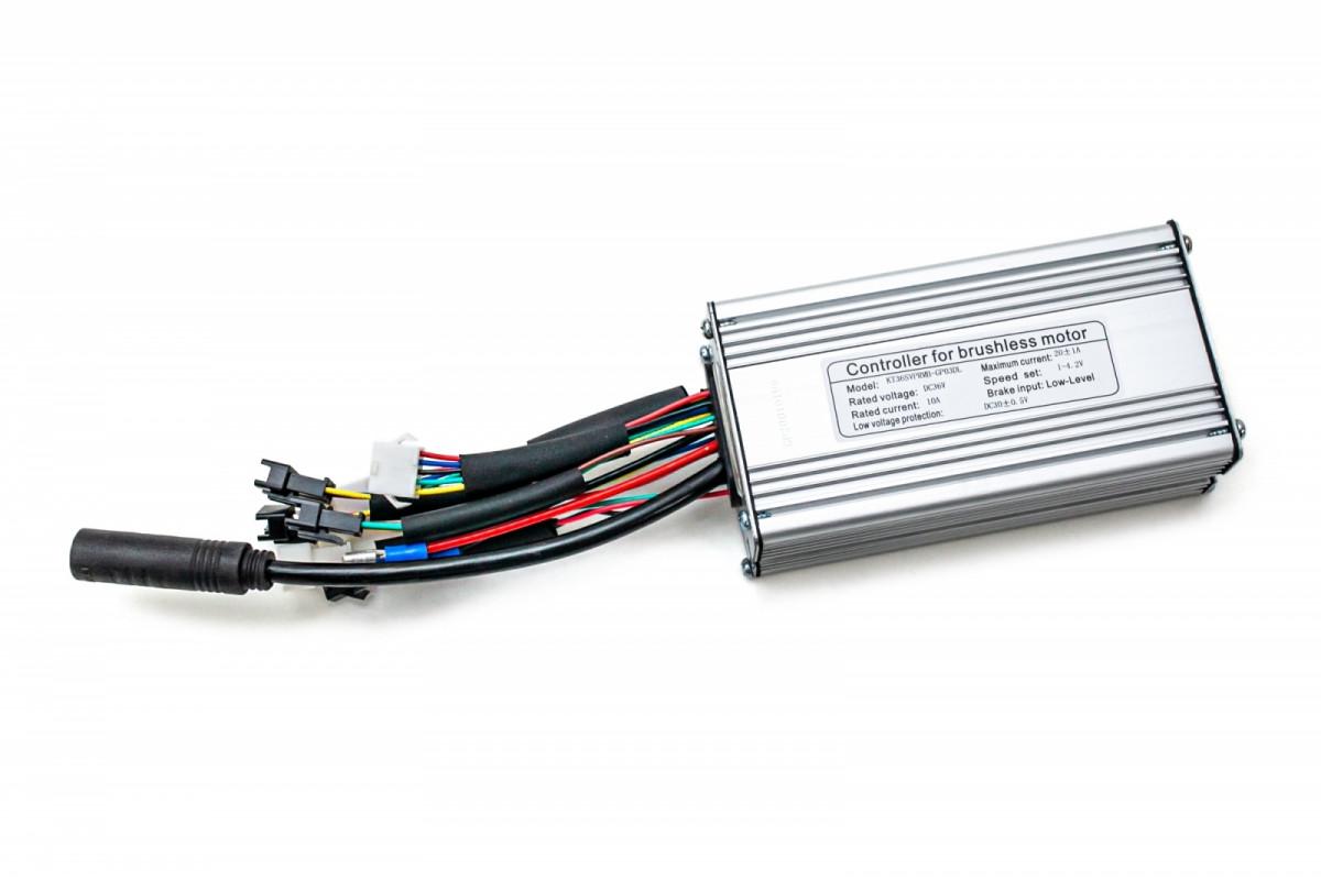 Фото Контроллер синусоидный GP 48В 25A с официального сайта OSKAR™