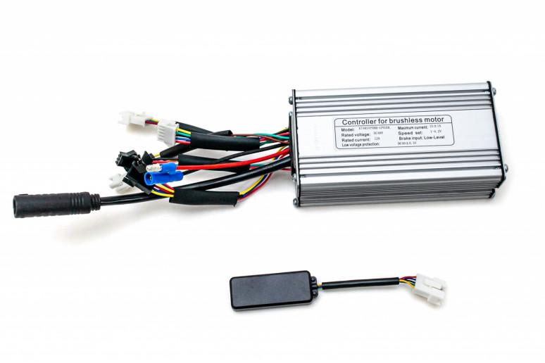 Контроллер синусоидный GP 48В 25A с беспроводным датчиком