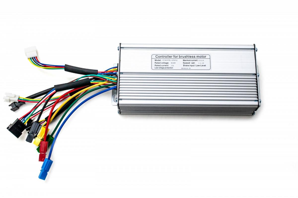 Фото Контроллер синусоидный GP 48В 35A с официального сайта OSKAR™