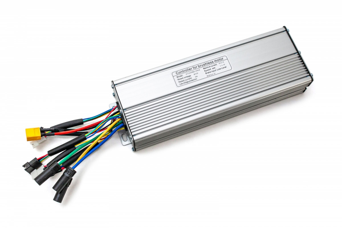 Фото Контроллер синусоидный GP 56-90B 60A с официального сайта OSKAR™