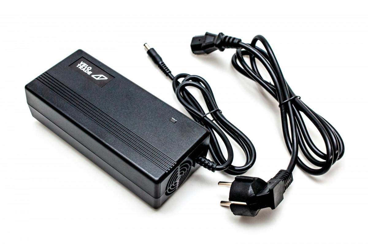 Фото Зарядное устройство GP 48В 2А DC 2.1 с официального сайта OSKAR™
