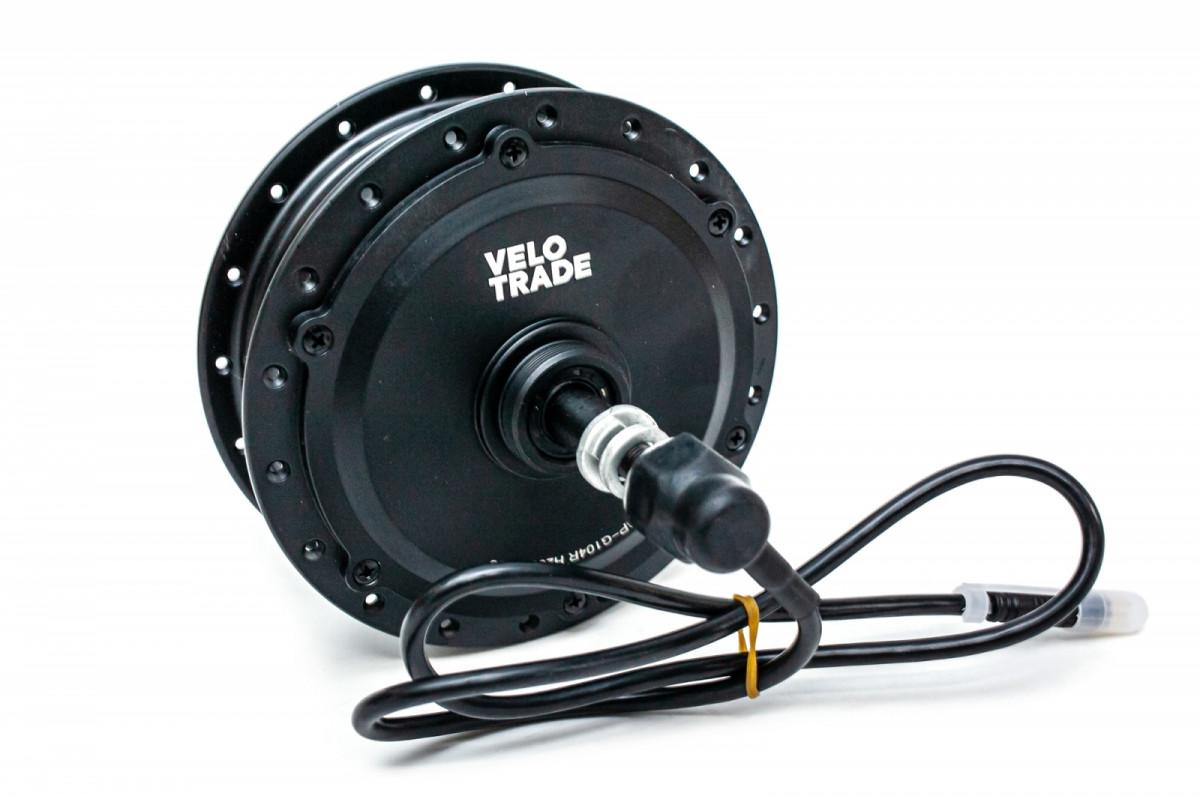 Фото Мотор GP 36G104R редукторный 36В 500Вт, задний, 36H 12G под трещотку с официального сайта OSKAR™