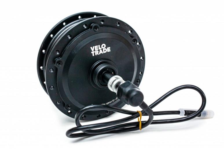 Мотор GP 36G104R редукторный 36В 500Вт, задний, 36H 12G под трещотку