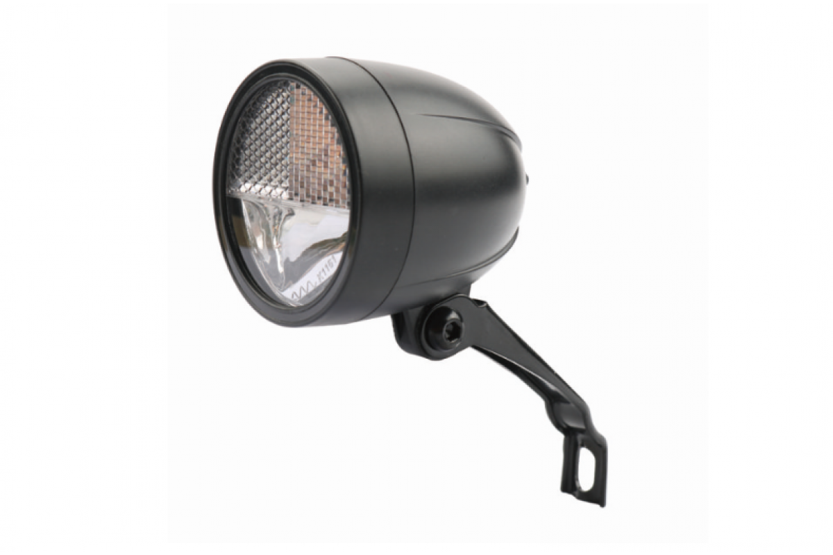 Фото Фонарь пер. BC-1091 LED 6V/2.4W под динамку с официального сайта OSKAR™