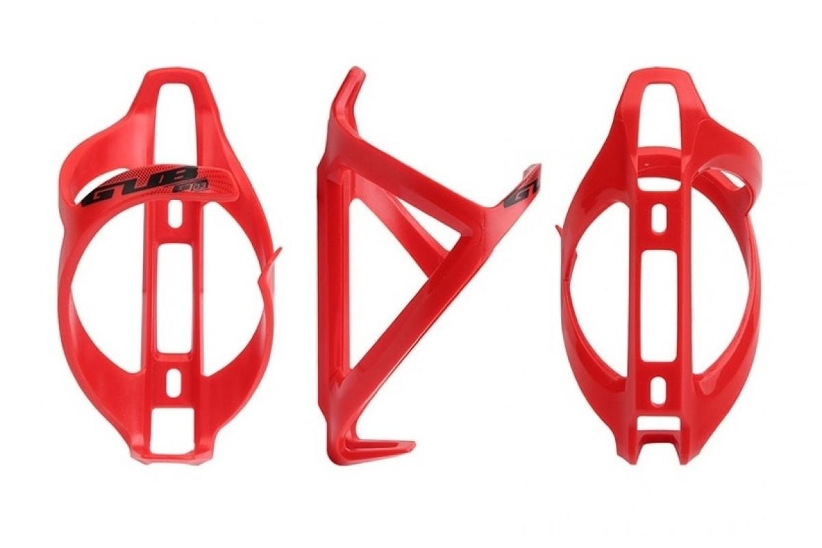 Фото Флягодержатель пластик. GUB G03 красный с официального сайта OSKAR™