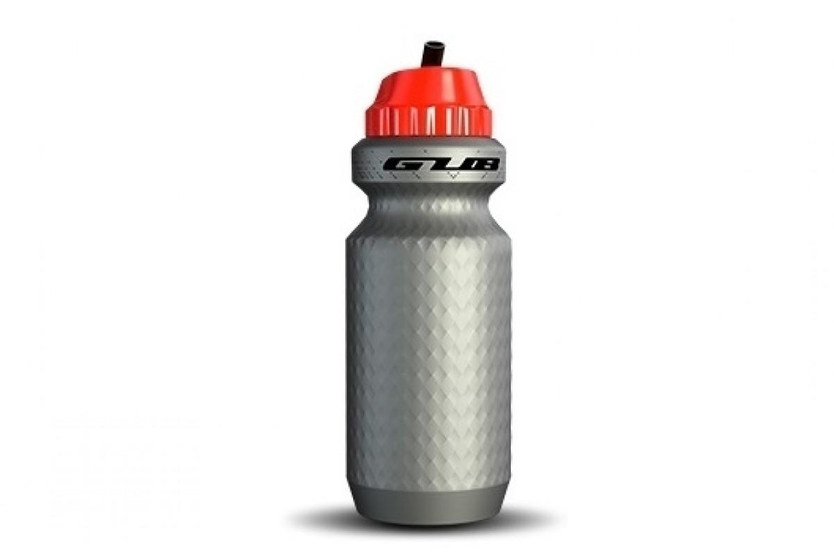 Фото Фляга 650ml GUB MAX Smart valve (серый с красным) с официального сайта OSKAR™