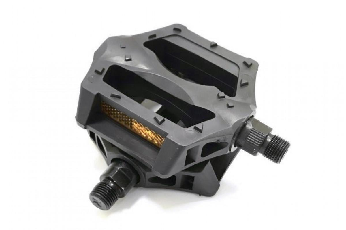 Фото Педаль Pl 98х93 HENGFENG HF-830 (Formula/Discovery) (черный) с официального сайта OSKAR™