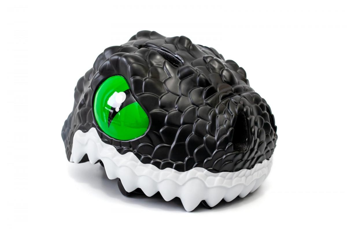 """Фото Шлем велосипедный CIGNA """"Черный дракон"""" с официального сайта OSKAR™"""