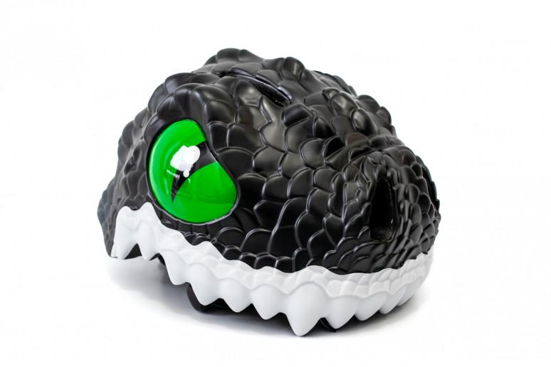 """Шлем велосипедный CIGNA """"Черный дракон"""""""