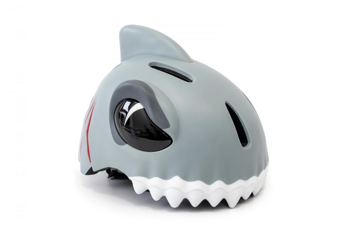 """Фото Шлем велосипедный CIGNA """"Белая акула"""" с официального сайта OSKAR™"""