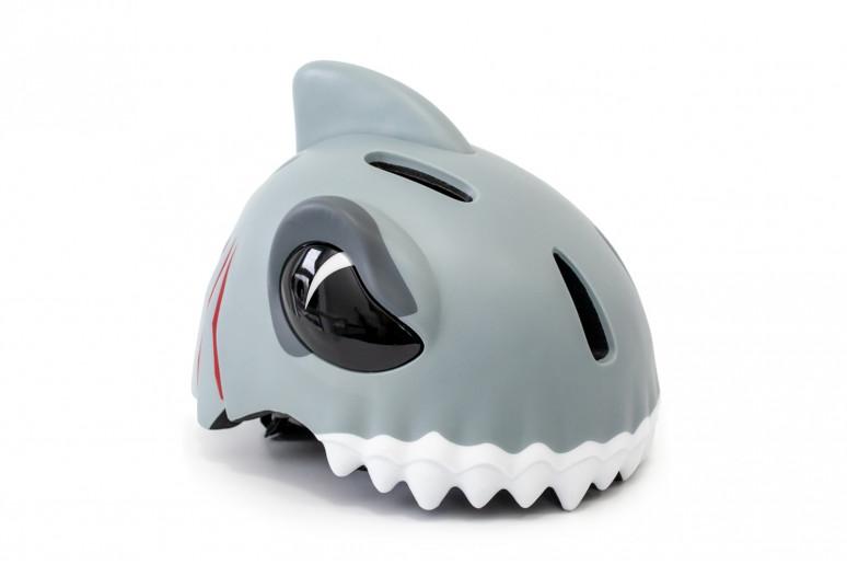"""Шлем велосипедный CIGNA """"Белая акула"""""""