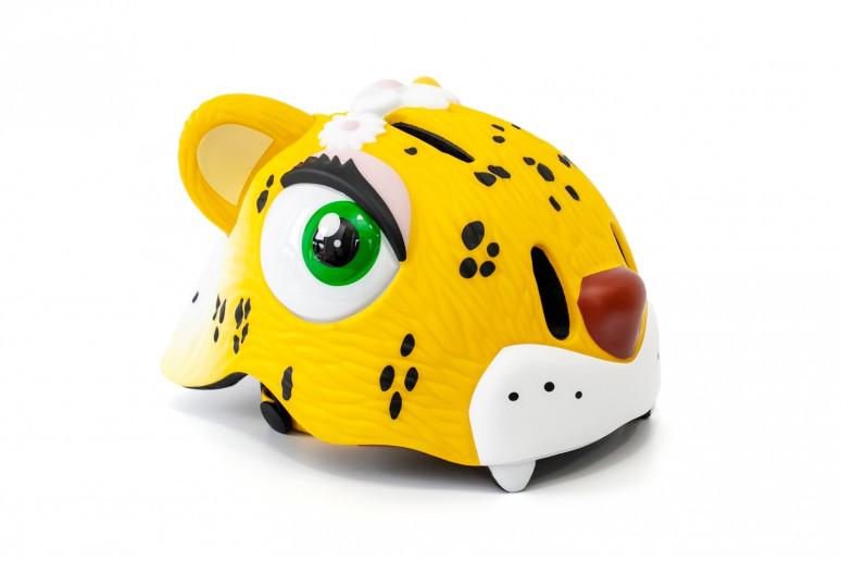 "Шлем велосипедный CIGNA ""Желтый леопард"""