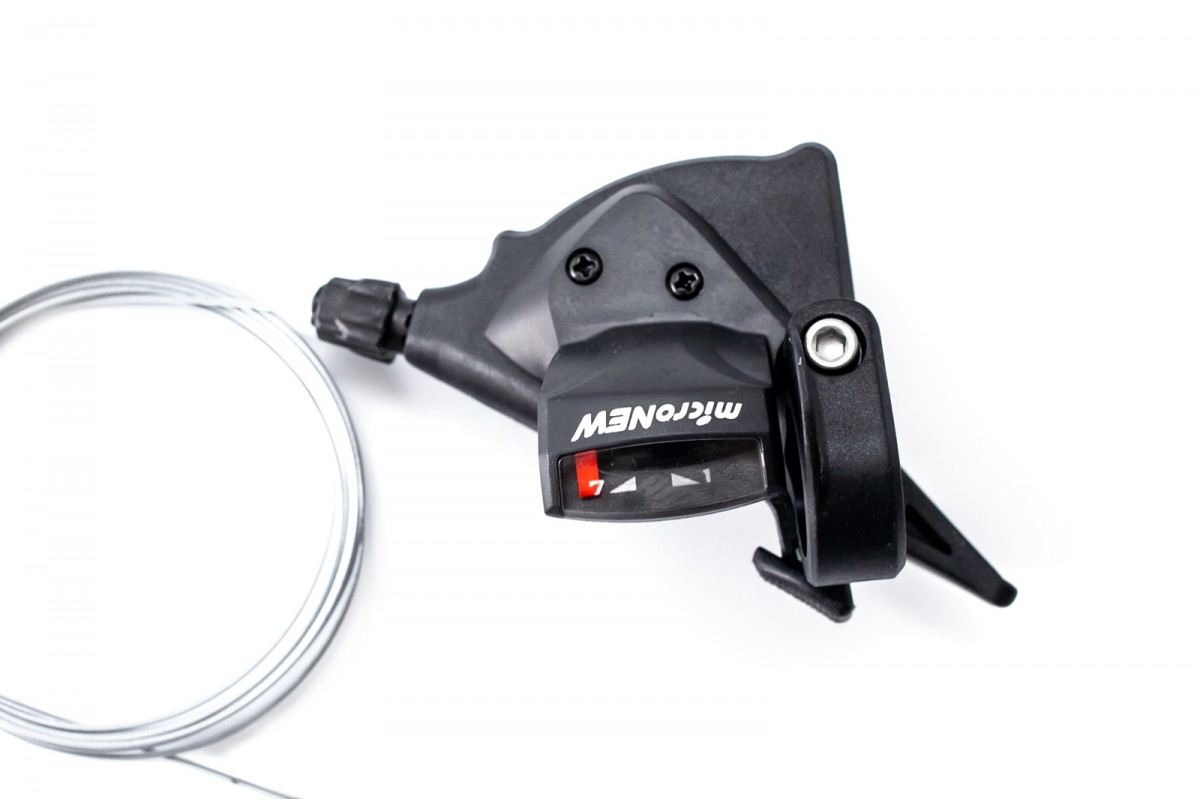 Фото Манетка прав. R7 Micro New TS71-7R 7-speed с официального сайта OSKAR™