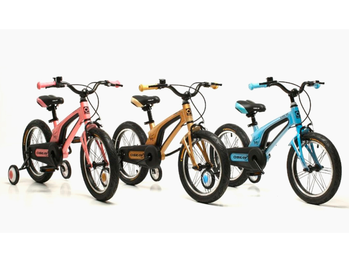 Скидки на детские велосипеды от производителя