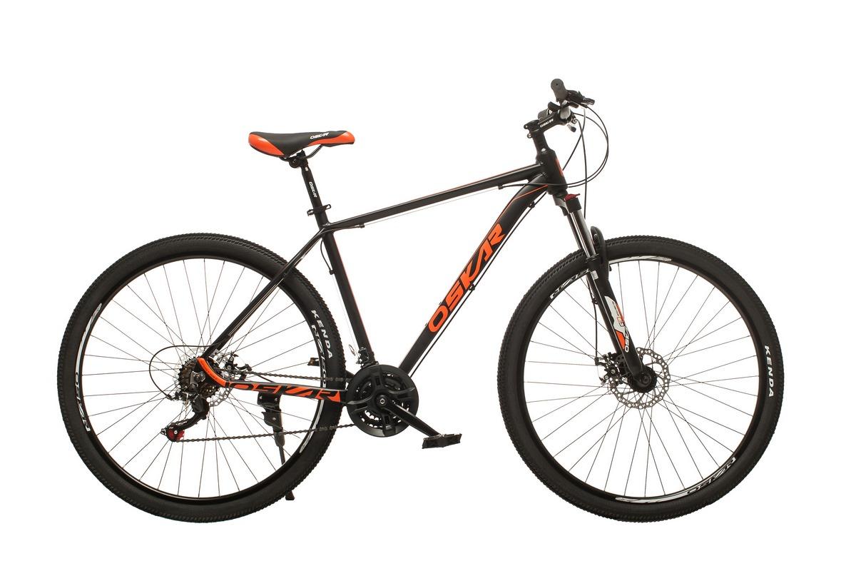 """Фото Велосипед Oskar 29"""" M126 черный (29-m126-bk) с официального сайта OSKAR™"""