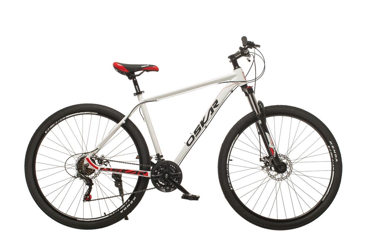 """Фото Велосипед Oskar 29"""" M126 белый (29-m126-wt) с официального сайта OSKAR™"""
