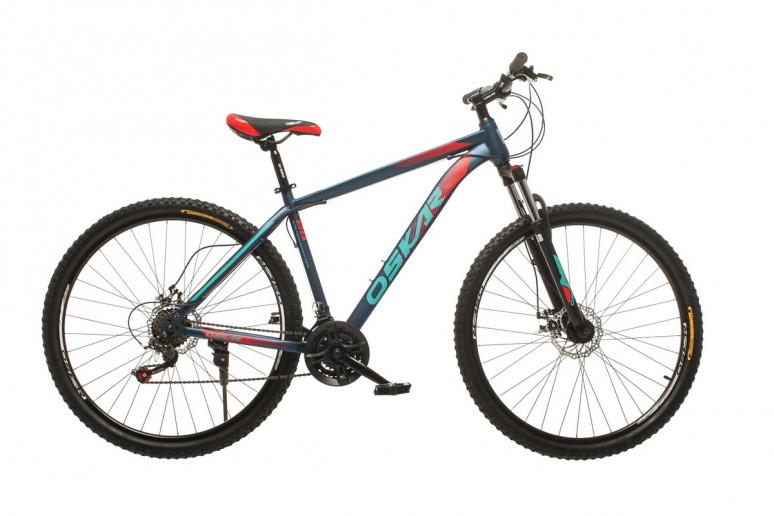 """Велосипед Oskar 29"""" M134 синий (29-m134-bl)"""