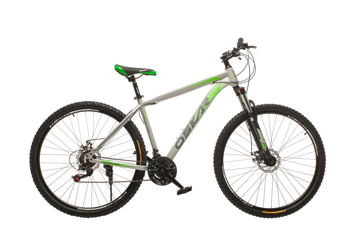 """Фото Велосипед Oskar 29"""" M134 серый (29-m134-gr) с официального сайта OSKAR™"""