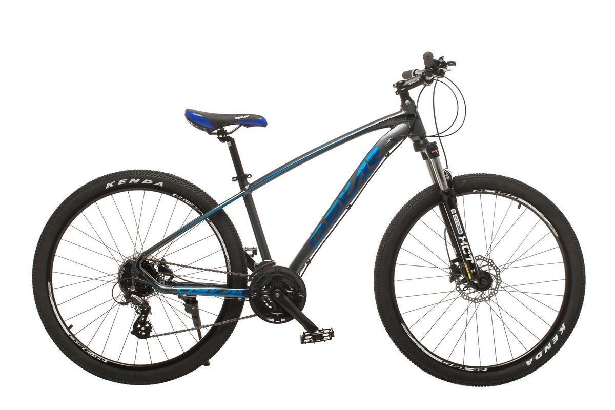 """Фото Велосипед Oskar 27,5"""" Sporta серый (27,5-m107-gr) с официального сайта OSKAR™"""