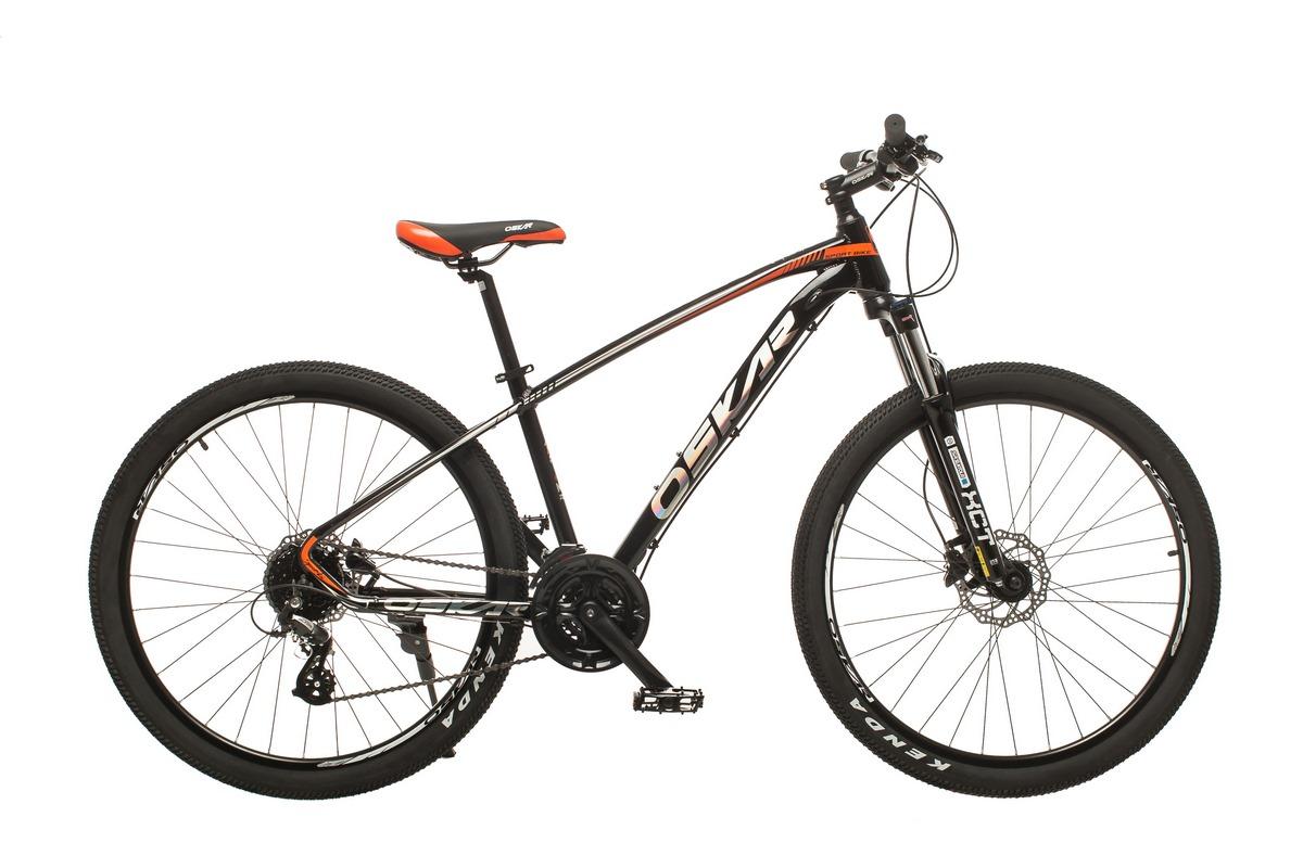 """Фото Велосипед Oskar 27,5"""" Sporta черный (27,5-m107-bk) с официального сайта OSKAR™"""