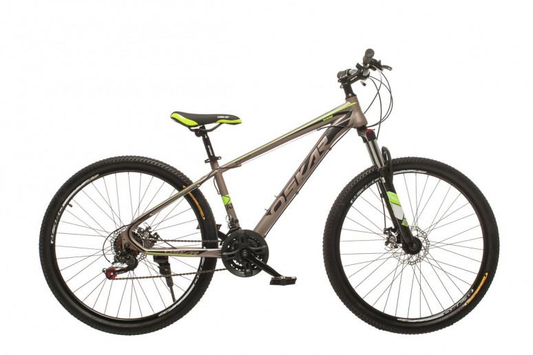 "Велосипед Oskar 27,5""1857 серый (27,5-1857-gr)"